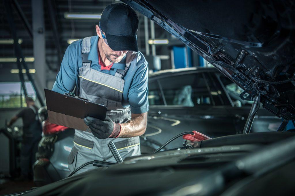 Mechanic Detailed Inspection